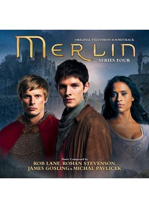 Soundtrack - Merlin (Series Four/Original Soundtrack) (Music CD)