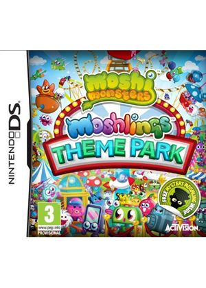 Moshi Monsters: Moshlings Theme Park (Nintendo DS)