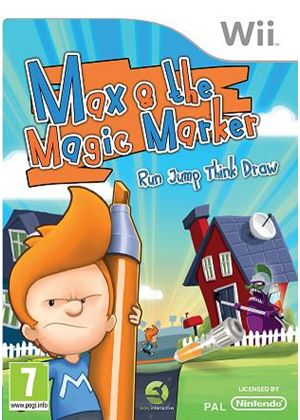 Max and The Magic Marker (Wii)