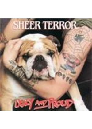 Sheer Terror - Ugly And Proud (Music CD)