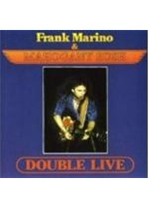 Frank Marino & Mahogany Rush - Double Live (Music CD)