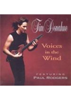 Tim Donahue - Voices In The Wind (Music CD)