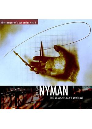Michael Nyman - The Draughtsmans Contract - Vol. 1 (Music CD)