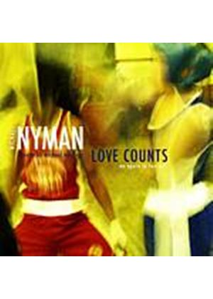 Michael Nyman - Love Counts (McGrath, Michael Nyman Band, Slater, Williams) (Music CD)