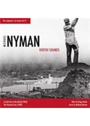 Nyman: Vertov (Music CD)