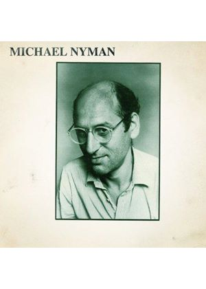 Michael Nyman In Concert (Music CD)