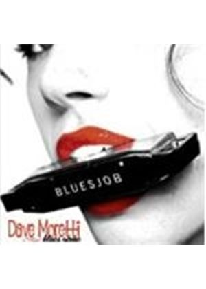 Dave Moretti Blues Review - Bluesjob (Music CD)