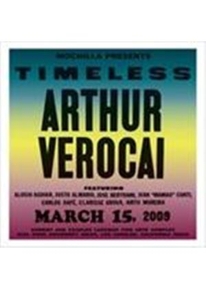 Arthur Verocai - Timeless (Mochilla Presents/Live At Luckman Theatre, LA 15 Mar 2009/+DVD)