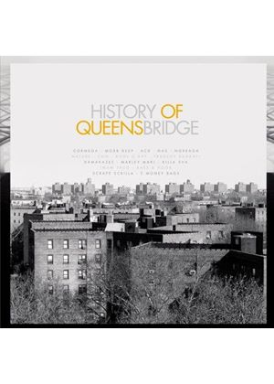 Various Artists - History of Queensbridge (Music CD)