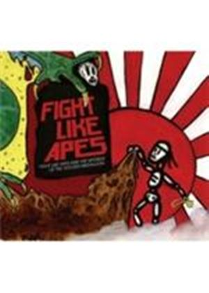 Fight Like Apes - Fight Like Apes And The Mystery Of The Golden Medallion (Music CD)