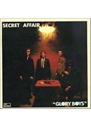 Secret Affair - Glory Boys (Music CD)