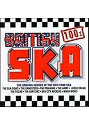 Various Artists - 100% British Ska (Music CD)