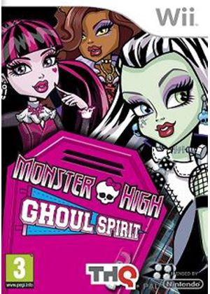 Monster High - Ghoul Spirit (Wii)