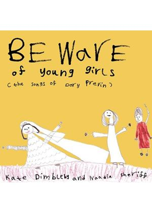 Kate Dimbleby - Beware of Young Girls (The Songs of Dory Previn) (Music CD)