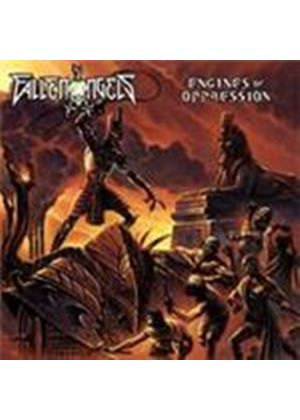 Fallen Angels - Engines Of Oppression (Music CD)