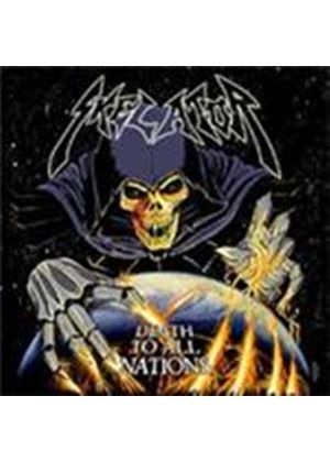 Skelator - Death To All Nations (Music CD)