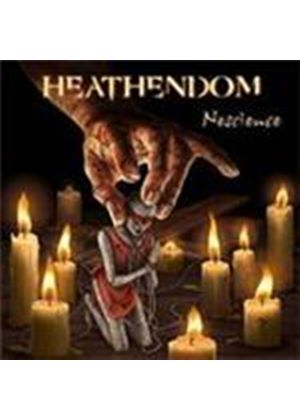 Heathendom - Nescience (2010 Edition) (Music CD)