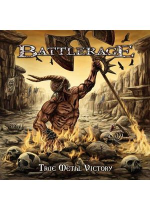 Battlerage - True Metal Victory (Music CD)