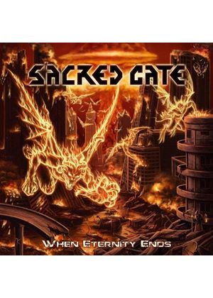 Sacred Gate - When Eternity Ends (Music CD)
