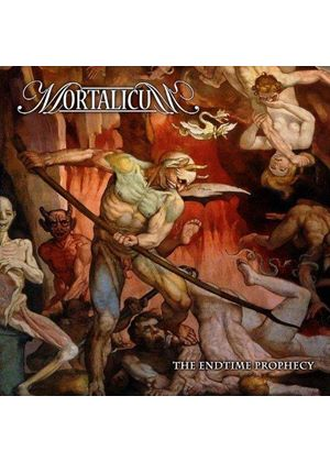 Mortalicum - The Endtime Prophecy (Music CD)