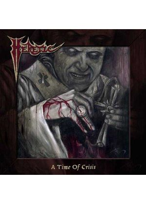 Heretic - Time of Crisis (Music CD)