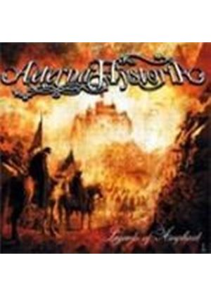 Aeterna Hystoria - Legends Of Ausphaal (Music CD)