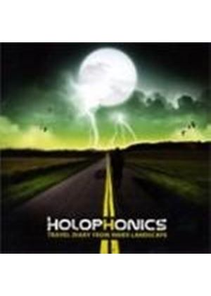 Holophonics - Travel Diary From Inner Landscape (Music CD)