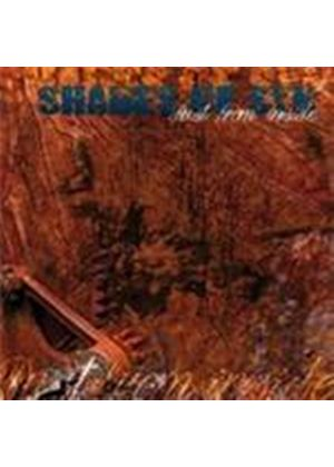 Shades Of Sin - Rust From Inside (Music CD)