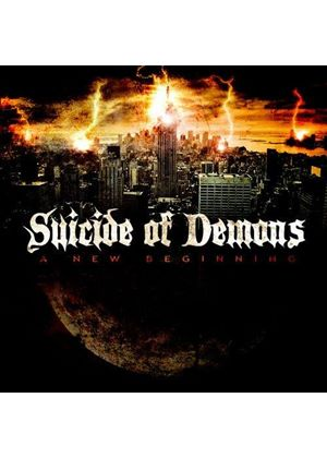 Suicide of Demons - New Beginning (Music CD)
