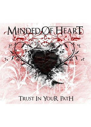 Minded of Heart - Trust In Your Path (Music CD)