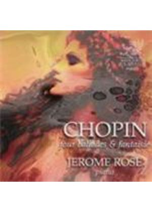 Fryderyk Chopin - Four Ballades And Fantasies (Rose)