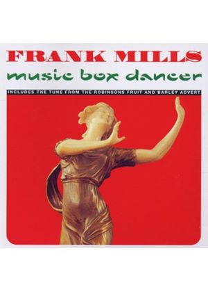 Frank Mills - Music Box Dancer (Music CD)