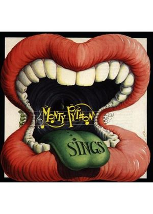 Monty Python - Monty Python Sings (Music CD)