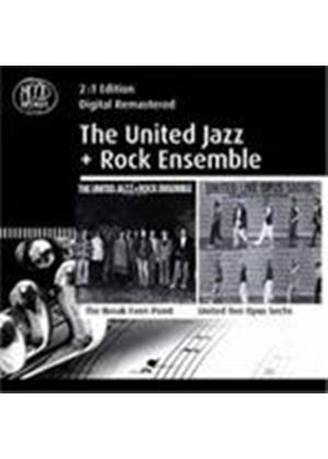United Jazz & Rock Ensemble - Break Even Point, The/The United Live Opus Sechs (Music CD)
