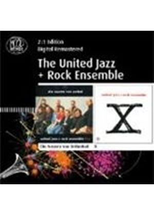 United Jazz & Rock Ensemble - Die Neunte Von United/X (Music CD)
