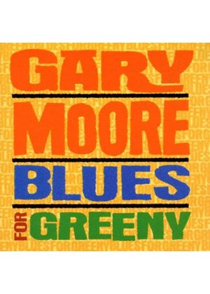 Gary Moore - Blues For Greeny (Music CD)