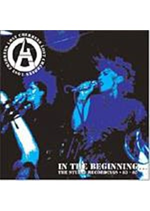 Lost Cherrees - In The Beginning... The Studio Recordings: 83 - 85 (Music CD)