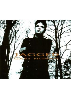 Gary Numan - Jagged (Music CD)