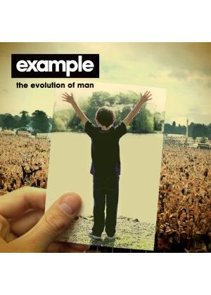 Example - The Evolution of Man (Music CD)