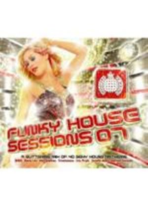 Various Artists - Funky House Sessions (2 CD) (Music CD)