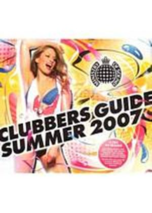 Various Artists - Clubbers Guide Summer 2007 (Music CD)