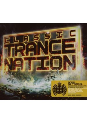 Various Artists - Classic Trance Nation (3 CD) (Music CD)