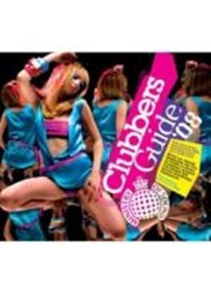 Various Artists - Clubbers Guide 2008 (Music CD)