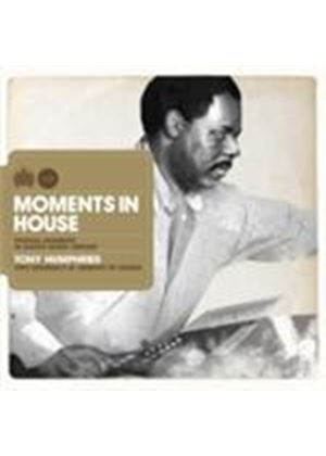 Various Artists - Moments In House - Tony Humphries (Mixed By Tony Humphries) [Digipak] (Music CD)