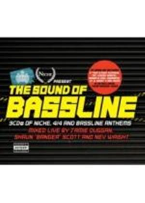 Various Artists - The Sound Of Bassline (3 CD) (Music CD)