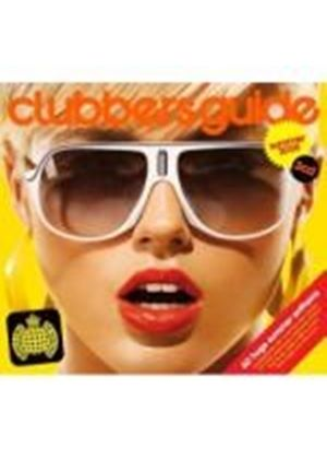Various Artists - Clubbers Guide Summer 2008 (3 CD) (Music CD)