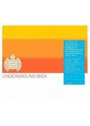 Various Artists - Underground Ibiza (3 CD) (Music CD)