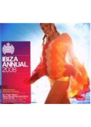 Various Artists - Ibiza Annual 2008 (Music CD)