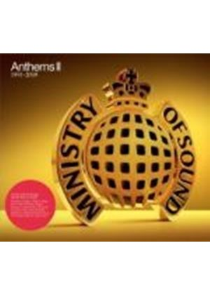 Various Artists - Ministry of Sound: Anthems Vol 2 1991-2009 (3 CD) (Music CD)