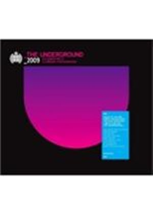 Various Artists - Underground 2009, The (Celebrating A Clubbing Phenomenon) [Digipak] (Music CD)
